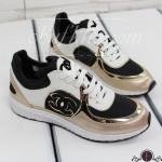 Дамски обувки 1402-01002182502 Gold-PU