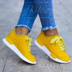 Дамски маратонки 3001-8182401 Yellow