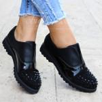 Обувки 16-IT2803 H267 Black