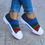 Обувки 16-SKV1903 01 Gray