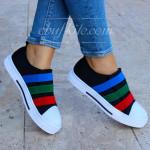 Обувки 16-SKV1903 01 Black
