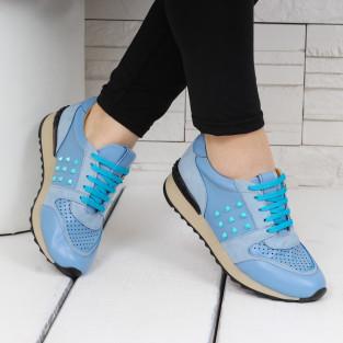 Обувки 17-1404 01 L.Blue