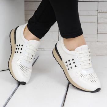 Обувки 17-1404 01 White