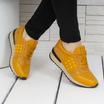 Обувки 17-1404 01 Yellow