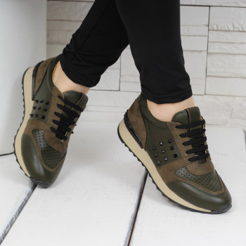 Обувки 17-1404 01 Green