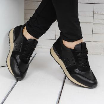 Обувки 17-1404 01 Black