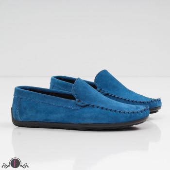 МЪЖКИ МОКАСИНИ - 09071909 BLUE