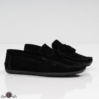 МЪЖКИ МОКАСИНИ - 09071910 BLACK