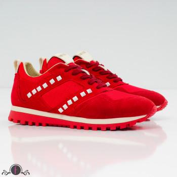 Mъжки обувки 26071801 Red