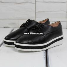 Обувки 17-1902 OS0504 Black