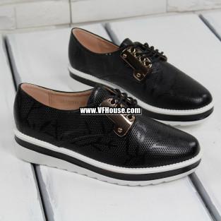 Обувки 17-1902 OS1103 Black