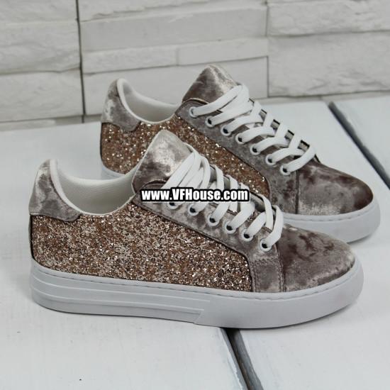 Обувки 17-2802 03 Beige