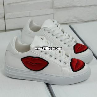 Обувки 17-2802 05 White