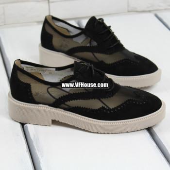 Обувки 17-2802 12 Black