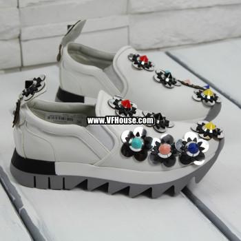 Обувки 17-2802 13 White