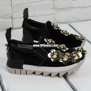 Обувки 17-2802 14 Black/Gold