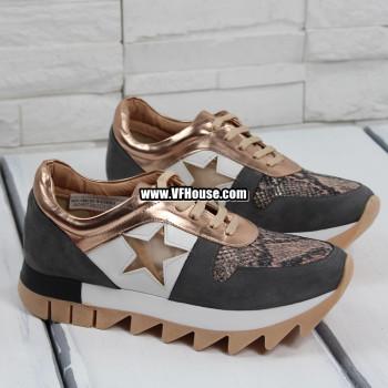 Обувки 17-2802 15 Pink