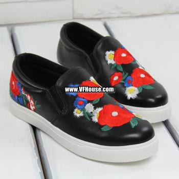 Дамски обувки 17-0303 5198 Black