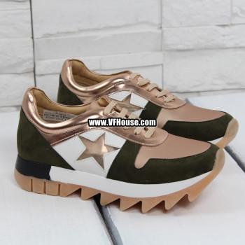 Обувки 17-2802 15 Green