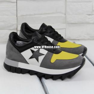 Обувки 17-2802 15 Gray