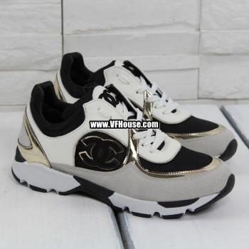 Обувки 17-2802 16 Gold