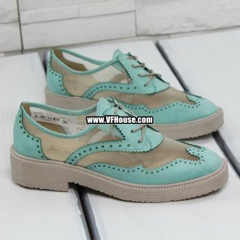Обувки 17-2802 12 Blue