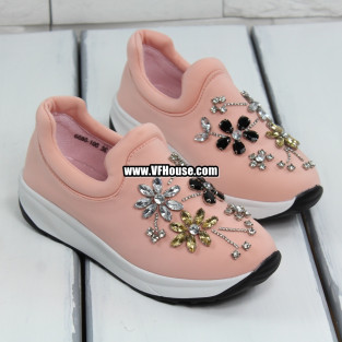 Дамски маратонки 17-0703 01 Pink