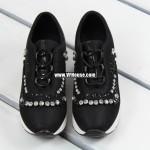 Дамски маратонки 17-0903 7182 Black