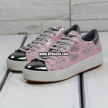 Дамски обувки 17-1603 01 Pink