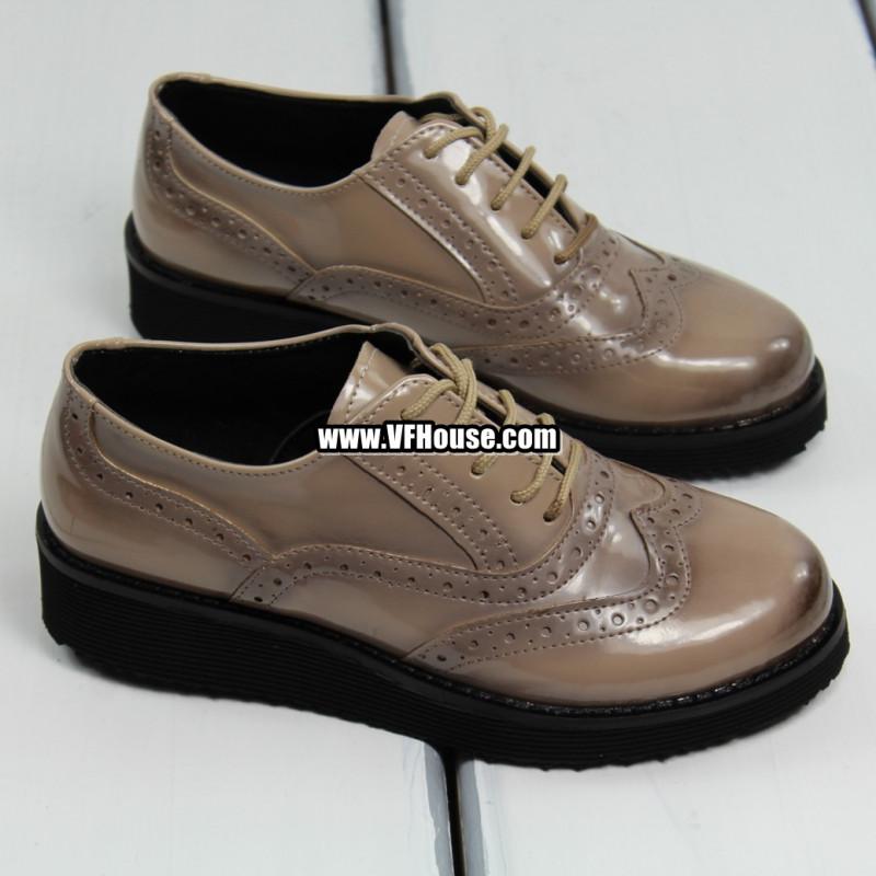 Обувки 17-2802 09 Beige