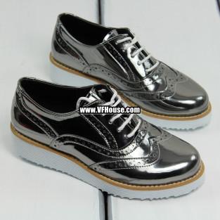 Обувки 17-2802 09 Silver