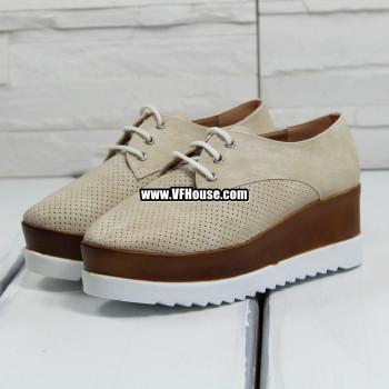 Дамски обувки 17-2503 08 Beige