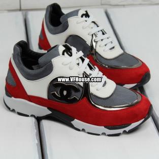 Обувки 17-2802 16 Red