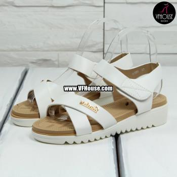 Дамски сандали 17-1906 07 White