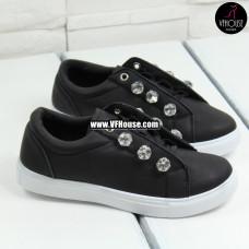 Дамски обувки 17-2707 01 Black