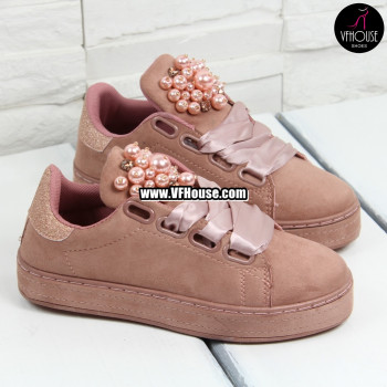 Дамски обувки 17-0308 AD770 Pink