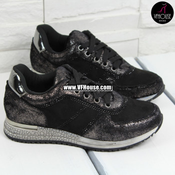 Дамски обувки 17-0308 1217-30 Black