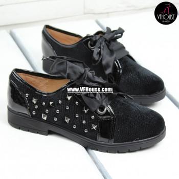 Дамски обувки 17-2208 09 Black