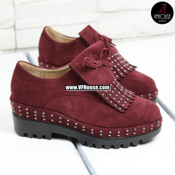 Дамски обувки 17-2208 13 Red
