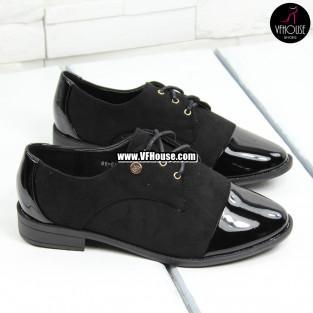 Дамски обувки 17-2208 20 Black