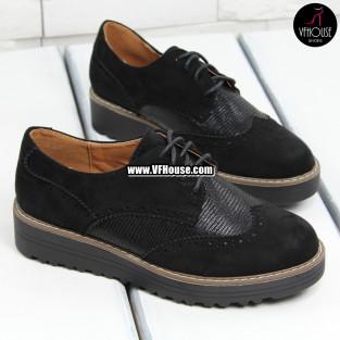 Дамски обувки 17-2208 25 Black