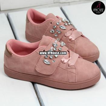 Дамски обувки 17-2208 32 Pink