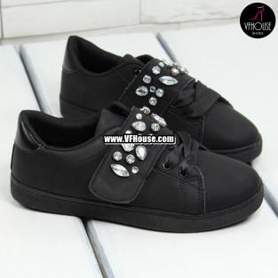Дамски обувки 17-2208 32 Black