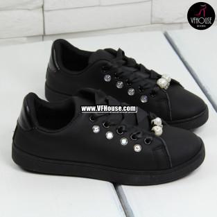 Дамски обувки 17-2208 35 Black