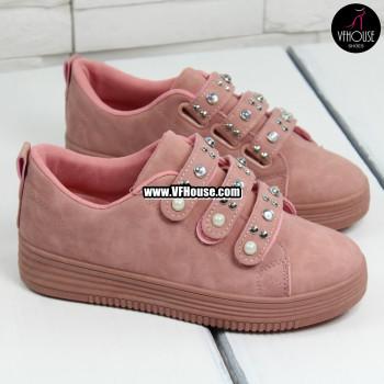 Дамски обувки 17-2208 36 Pink