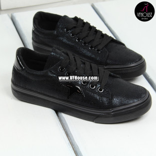 Дамски обувки 17-2208 43 Black