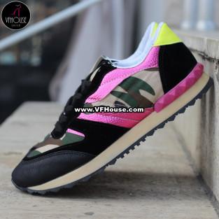 Обувки 16-MV1903 08 Black-Black