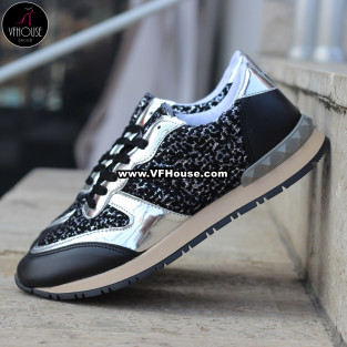 Обувки 16-MV1903 05 Black