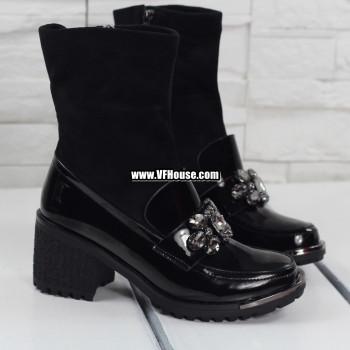 Боти 1909-021745 Black
