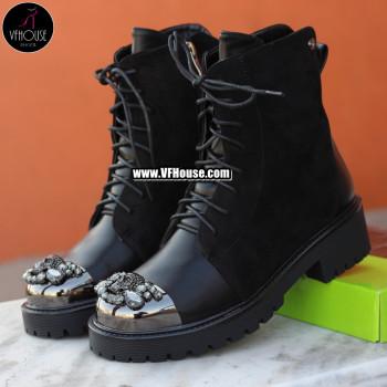 Боти 1909-061748 Black